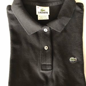 Lacoste Women's Cotton Pique Polo Shirt